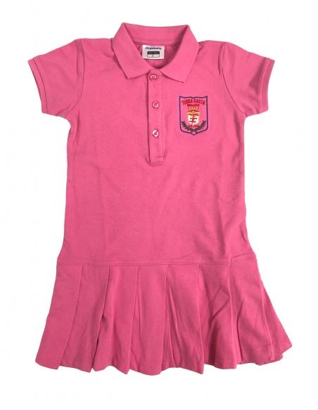 Girls Summer Dress Pique -...