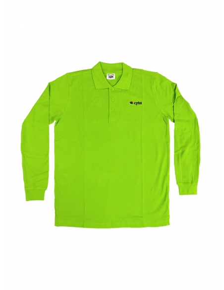 Polo Shirt Long Sleeve -...