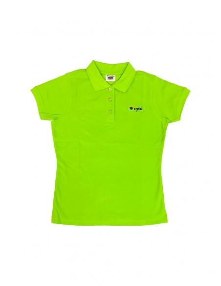 Ladies Polo Shirt Short...