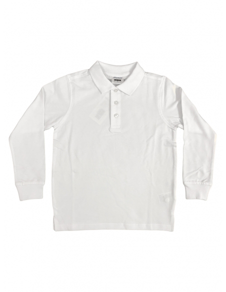 Polo Shirt Long Sleeve -...