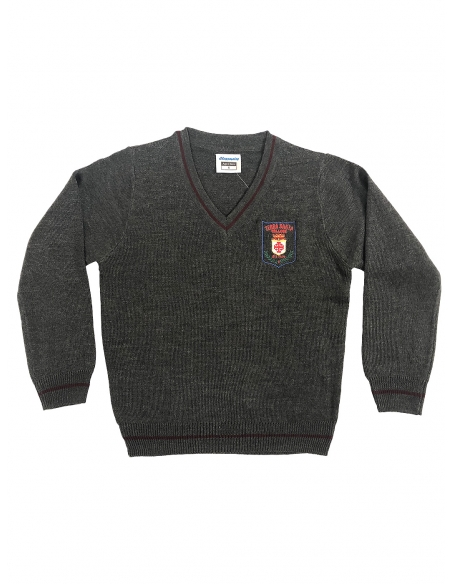 Sweater V-Neck UNISEX  - TS...